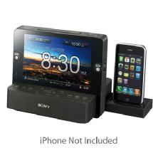 Sony ICF-CL75iP Dream Machine Alarm Clock for iPhone & iPod