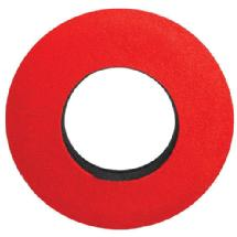 Bluestar Extra Small Round Eye Cushion (Microfiber - Red)