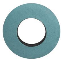 Bluestar Extra Small Round Eye Cushion (Microfiber - Blue)