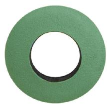 Bluestar Extra Small Round Eye Cushion (Microfiber - Green)