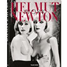 Taschen Helmut Newton. Work