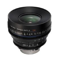 Zeiss Compact Prime CP.2 35mm/T1.5 Super Speed Lens (Canon EOS-Mount)