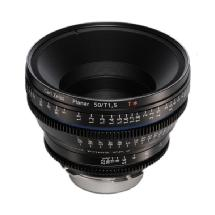 Zeiss Compact Prime CP.2 50mm/T1.5 Super Speed Lens (Canon EOS-Mount)