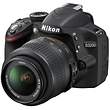 D3200 Digital SLR Camera with 18-55mm VR Lens (Black)