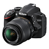 Nikon | D3200 Digital SLR Camera with 18-55mm VR Lens (Black) | 25492 | nikon D3200 Kit | D3200 Kit