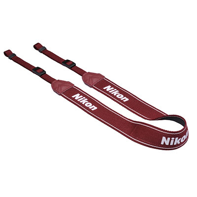 AN-DC3 Camera Strap (Red) Image 0