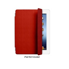 iPad Smart Cover for the iPad 2 & 3 (Leather, Red) Image 0