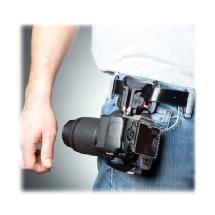 Spider Camera Holster Black Widow Holster