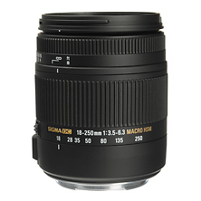 18-250mm F3.5-6.3 DC Macro OS HSM for Canon EF-S Image 0