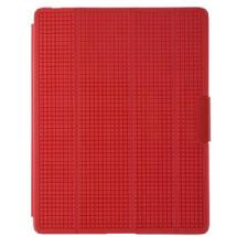 Speck PixelSkin HD Wrap Case for iPad 3, Pomodoro Red