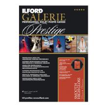 Ilford 8.5x11 In. Galerie Prestige Smooth High Gloss Paper - 25 Sheets