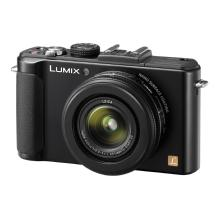 Panasonic Lumix LX7 Digital Camera - Black