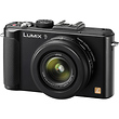 Lumix LX7 Digital Camera - Black