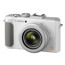 Panasonic Lumix LX7 Digital Camera - White