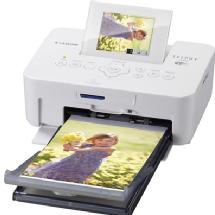 Canon Selphy CP900 Compact Photo Printer (White)