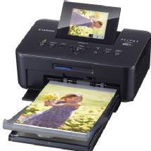 Canon Selphy CP900 Compact Photo Printer (Black)