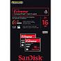 SanDisk 16GB CompactFlash Memory Card Extreme 400x UDMA - 2-Pack