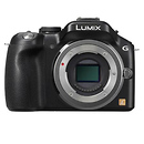 Panasonic | Lumix DMC-G5 Digital Mirrorless Camera Body - Black | DMCG5KBODY