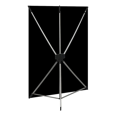 X-Drop Kit (5 x 7 ft., Black) Image 0