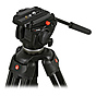 Manfrotto 701HDV,547BK Video Tripod System Kit - Open Box*