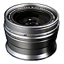 WCL-X100 Wide-Angle Conversion Lens for X100 Camera (Silver)