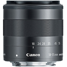EF-M 18-55mm f/3.5-5.6 IS STM Lens Image 0