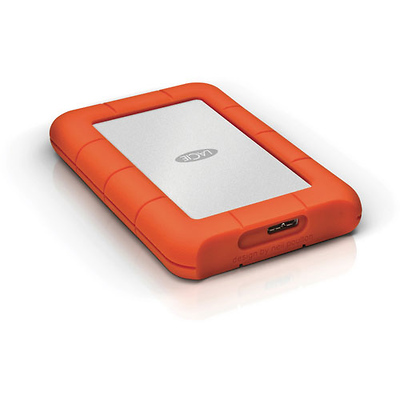 Rugged Mini Portable Hard Drive (1TB) Image 0