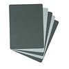 Novoflex | Zebra 2 Sided Grey Card, 18% Grey / White, 6 x 8 in. | ZEBRA