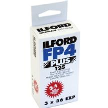 Ilford FP4 Plus 135-36 3-Pack