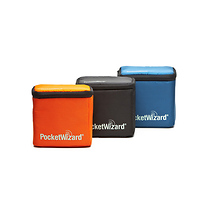 PocketWizard G-Wiz Squared Case for Plus III - Blue