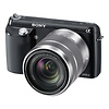 Sony Alpha NEX-F3 Compact Interchangeable Lens Digital Camera with 18-55mm Lens (Black)