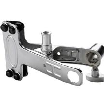 Kupo Alli Clamp (Stainless Steel Finish)