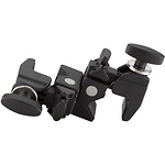 Double Convi Clamp (Black Finish)