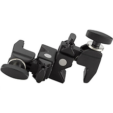 Double Convi Clamp (Black Finish) Image 0