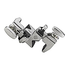 Double Convi Clamp (Silver Finish)