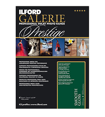 Ilford Galerie Prestige Smooth Gloss Paper (8.5 x 11 in. - 100 Sheets)