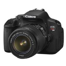 Canon EOS Rebel T4i Digital SLR Camera with EF-S 18-55mm IS Lens