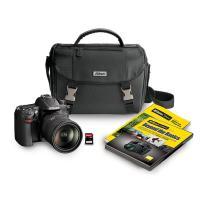 Nikon | D7000 Digital SLR Camera with 18-200mm VR II Lens Kit | 13019