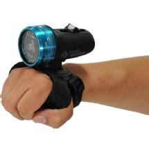 Light and Motion Sola Dive Light (500-Lumens, Blue)