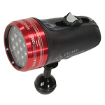Sola Photo with Red Focus Light (1200-Lumens, Red)