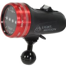Light and Motion Sola Photo Light (500-Lumens, Red)