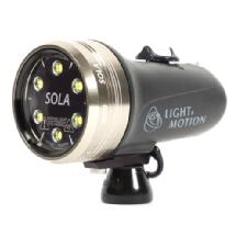 Light and Motion SOLA 2000 Video Light