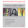 William Turner Matt Fine Art Paper - 190 gsm (11 x 17 in. - 25 Sheets)