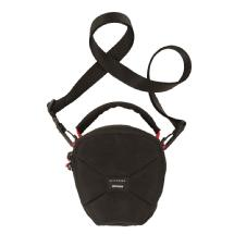 Crumpler Pleasure Dome Shoulder Bag (Small, Black/Black)