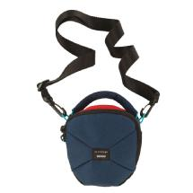 Crumpler Pleasure Dome Shoulder Bag (Small, Navy/Rust)