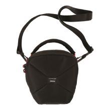 Crumpler Pleasure Dome Shoulder Bag (Medium, Black/Black)
