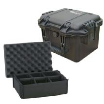 Pelican Black iM2075 Storm Case with Padded Dividers