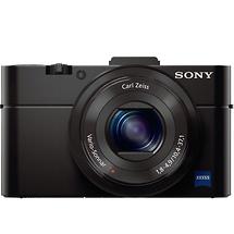 Sony DSC-RX100 Cyber-shot Digital Camera (Black)