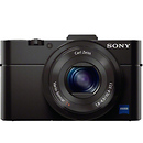 Sony | DSC-RX100 Cyber-shot Digital Camera (Black) | DSCRX100B