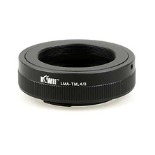 T Mount to Four-Thirds Lens Adapter Image 0